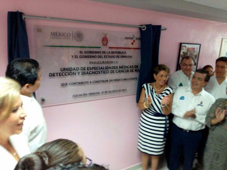 """Ponen en marcha Unidad de Especialidades Médicas de Detección de Cáncer de Mama y y Centro de Salud """"El Mirador"""" - http://plenilunia.com/novedades-medicas/ponen-en-marcha-unidad-de-especialidades-medicas-de-deteccion-de-cancer-de-mama-y-y-centro-de-salud-el-mirador/36744/"""