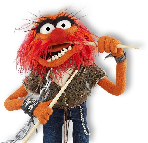 89 best images about my fav muppets on pinterest the - Animal muppet images ...