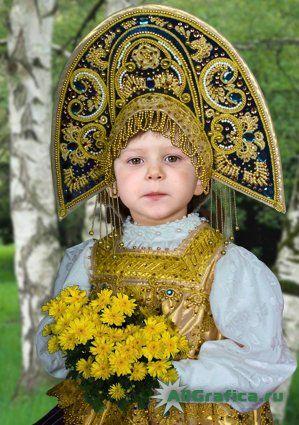 That is one impressive Vladimir style kokoshnik repro!