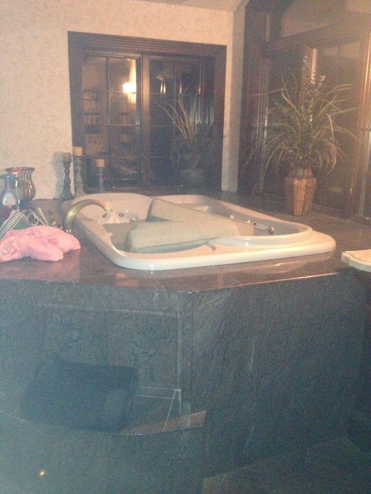 My new tub