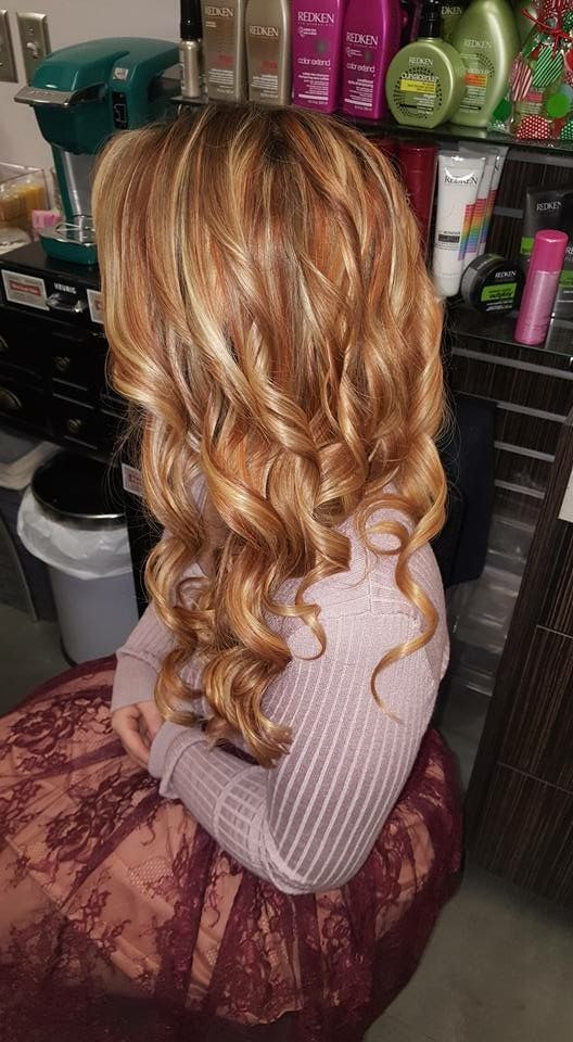 Best 25 red blonde highlights ideas on pinterest fall hair beautiful multi color copper reds with blonde highlights red blonde highlightscopper hair pmusecretfo Choice Image