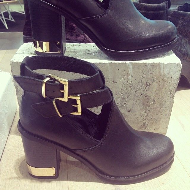 'All Yours' Ankle Boots from Topshop...