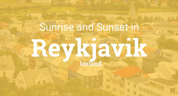 Iceland | Daylight Hours