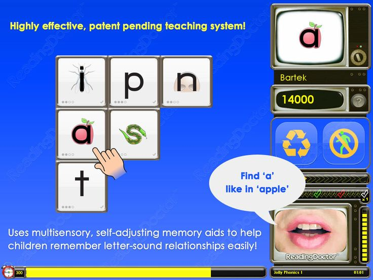 App Shopper: LetterSounds 1 Pro : Easily teach the links between letters and speech sounds for reading and spelling with phonics (Education)