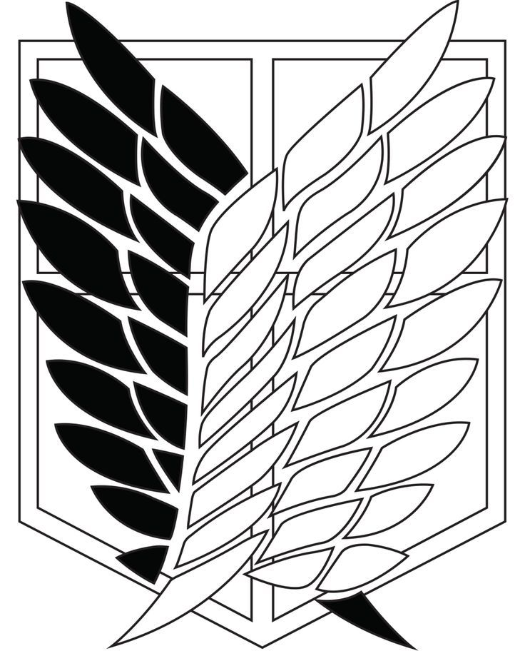 survey corp attack on titan outline - Google Search