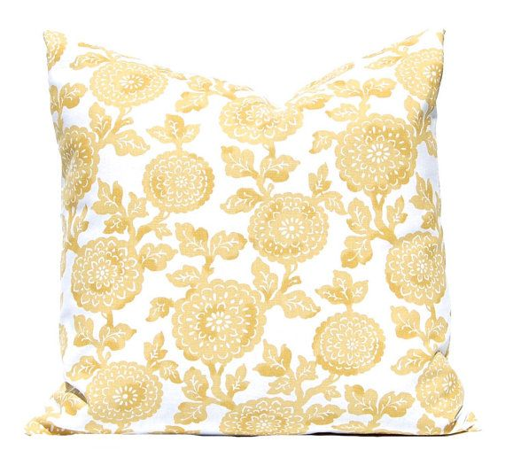 Gold Pillow Covers Decorative Throw Pillow