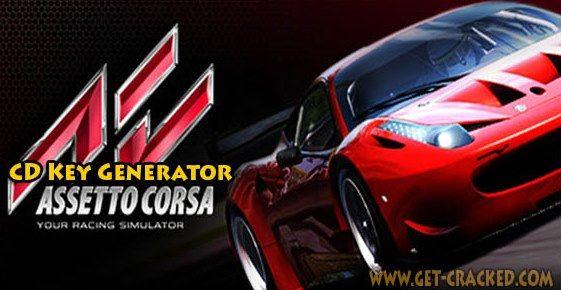 Assetto Corsa CD Key Generator 2016 - http://skidrowgameplay.com/assetto-corsa-cd-key-generator-2016/