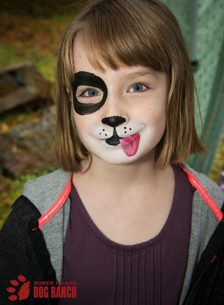 We love having the opportunity to give back to the Greater Vancouver community. We recently hosted an open house that featured tons of fun activities, like this dog themed face painting!