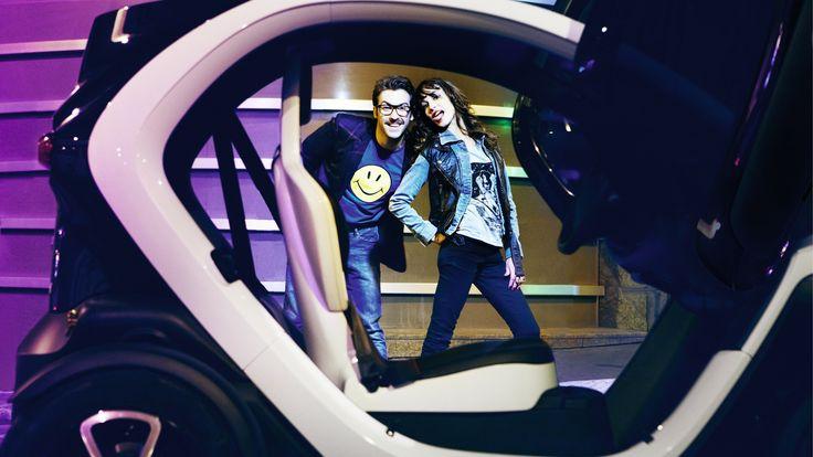 La #Twizy #RenaultZE