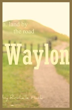 Baby Boy Name: Waylon (way-lin). Meaning: Land by the Road. Origin: Old English. https://www.pinterest.com/vintagedaydream/baby-names/