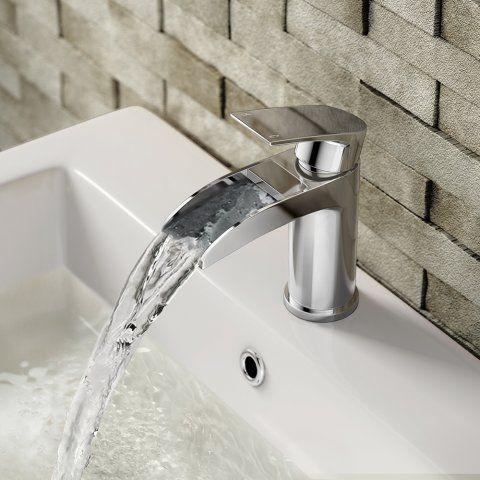Waterfall Basin Mixer Tap | Basin Tap - Soak.com