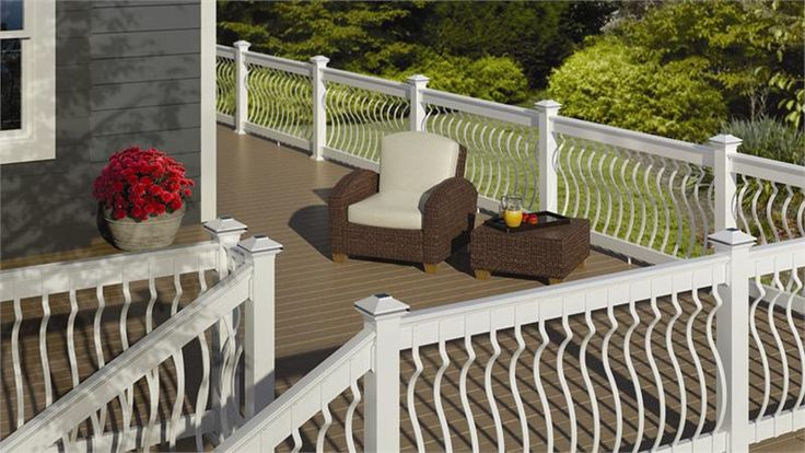 "Deckorators 32.25"" Baroque Deck Baluster - Bronze"