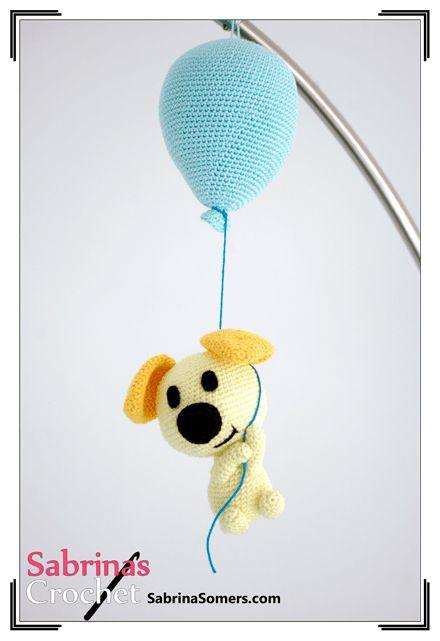 Pip - Woezel en Pip - Free Crochet Pattern - Amigurumi / Gratis haakpatroon