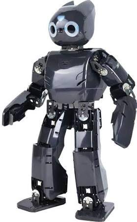 ROBOTIS DARwIn-OP Advanced Humanoid Robot Deluxe Edition (US) from RobotShop.com