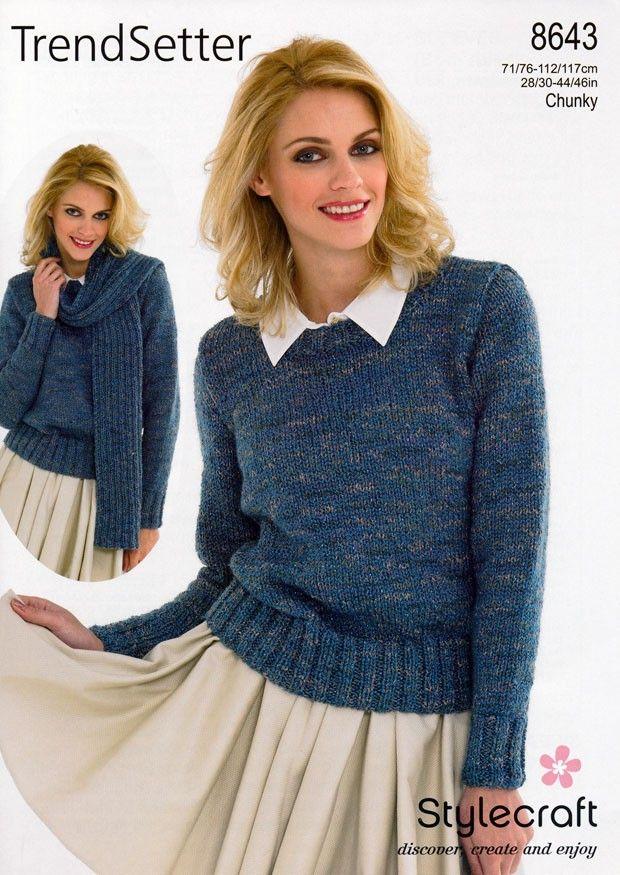 Mejores 8 imágenes de Knitting Patterns en Pinterest   Patrones de ...