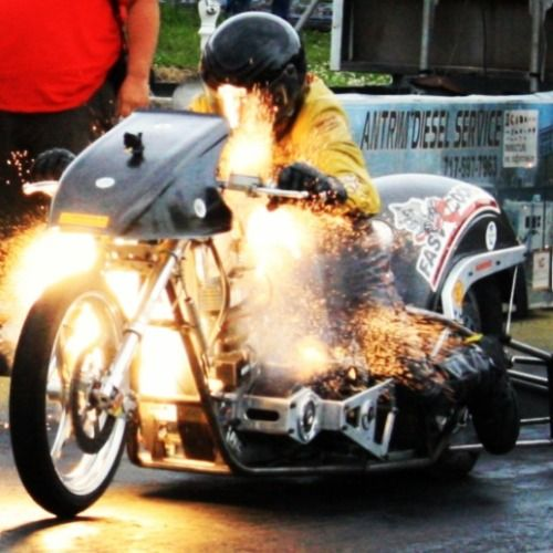 Turbo Harley Drag Race: 1000+ Images About Racing Crashes On Pinterest