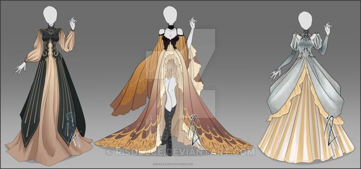 (CLOSED) Adoptable Outfit Auction 23 by Risoluce.deviantart.com on @DeviantArt