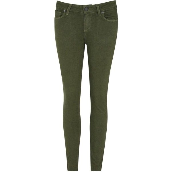 Womens Jeans Paige Verdugo Olive Skinny Jeans ($290) ❤ liked on Polyvore featuring jeans, pants, skinny fit denim jeans, olive skinny jeans, mid rise skinny jeans, skinny leg jeans and olive green skinny jeans