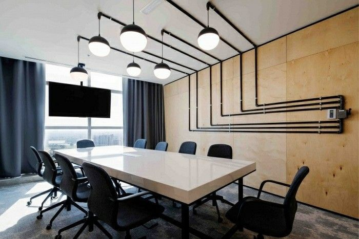Luxury Office Design Ideas For A Remarkable Interior