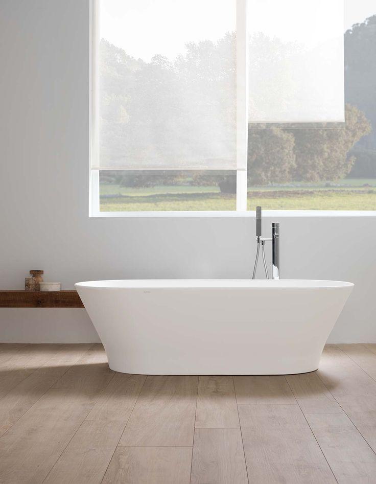 SLIM, cuando la bañera se convierte en un objeto decorativo