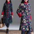 4XL 2017 Женщин Пальто Весна Осень Симпатичные Горошек С Капюшоном Траншеи Abrigos у Куртки Мода Плюс Размер Пальто купить на AliExpress