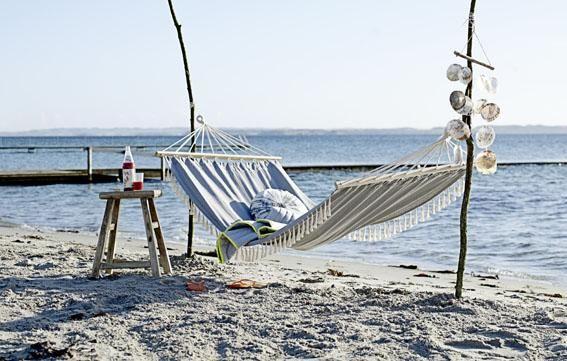 beach - hangmat - strand