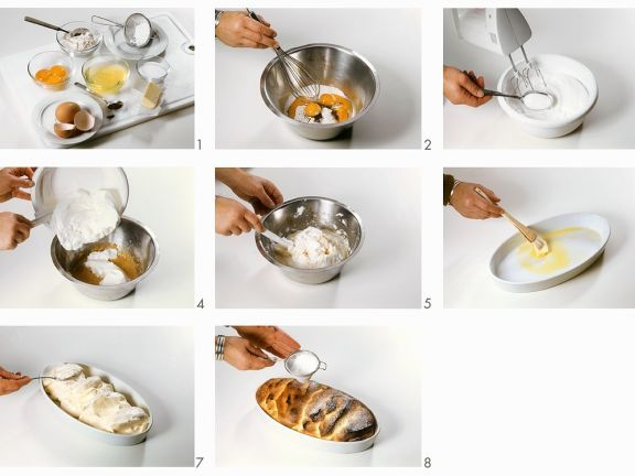 Salzburger Nockerl ist ein Rezept mit frischen Zutaten aus der Kategorie Eier. Probieren Sie dieses und weitere Rezepte von EAT SMARTER!