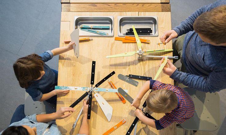 Homeschool Day | TELUS Spark