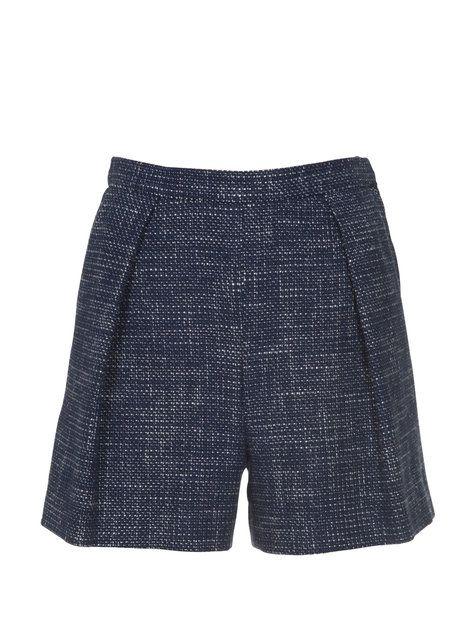 BurdaStyle Pleated Shorts 02/2013 #129  | $5.40