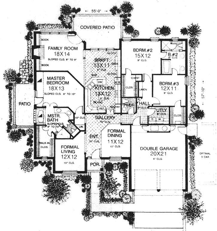 The 25 best floor plans online ideas on pinterest house for Buy plans online