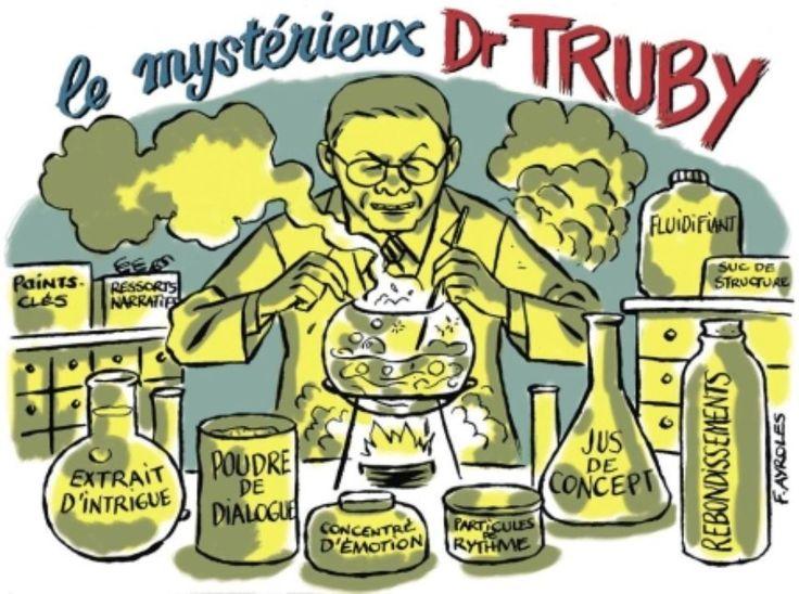 Le Mystérieux Dr Truby
