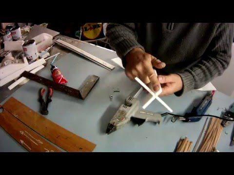 Je fabrique mon premier modéle réduit planeur  #fabrique #modele #planeur