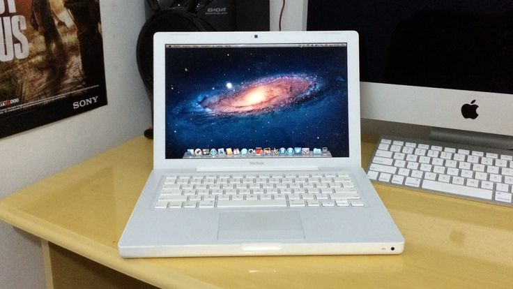 OVERVIEW: Apple MacBook (Late 2007) - YouTube