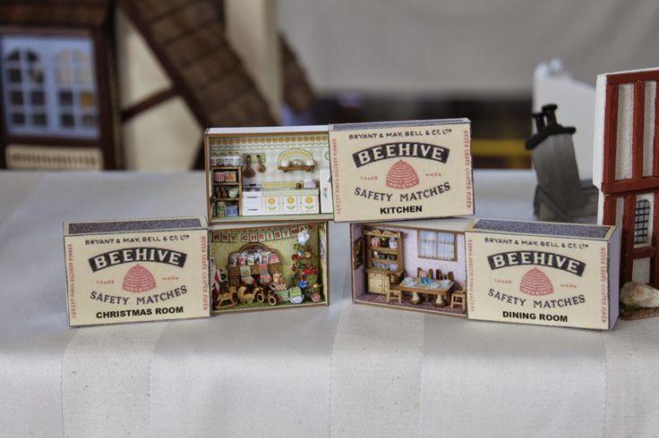 matchbox miniature room - Google Search
