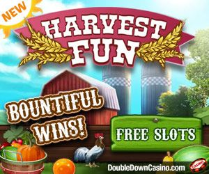 To enter the DoubleDown free online casino, simply log in with your Facebook account. They'll give you all the chips you need to play free casino games simply for signing in to your account. As soon as you sign in, you're ready to get started! Every day you sign in, you'll get more chips, ensuring that you can enjoy any of the free online casino game options as much as you like. To get even more chips, invite your friends to enjoy the casino games for free too.