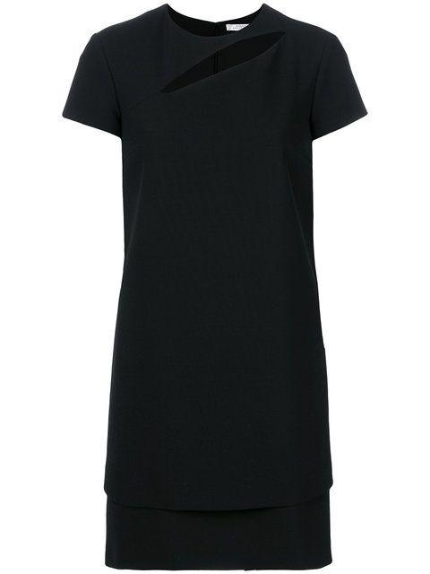 3471de0607a Versace Collection Cut-out Detail Dress - Farfetch