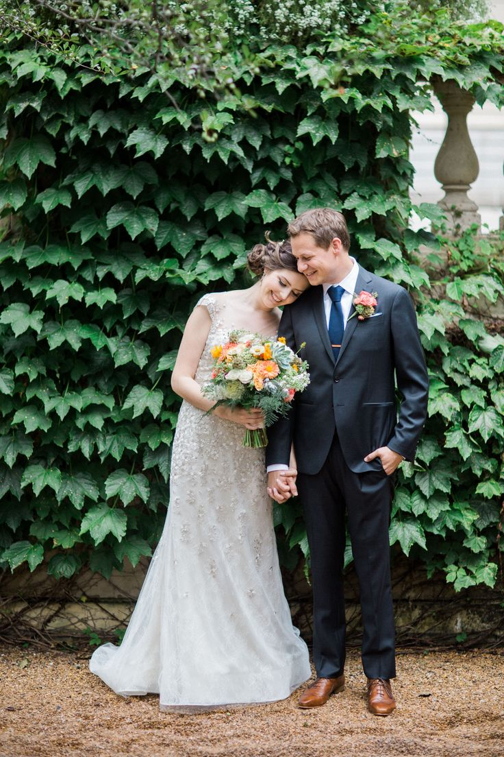 A Sophisticated Secret Garden Wedding at Artifact Events in Chicago, Illinois