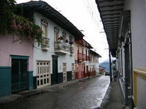 Salamina, Colombia.