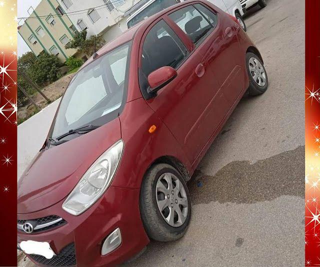 هيونداي I10 للبيع بيع السيارات في المغرب Car Door Car Hyundai