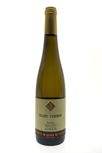 2010 Blees Ferber Riesling Auslese Piesporter Gärtchen - Noble Sweet 500 mL -- See this great product.