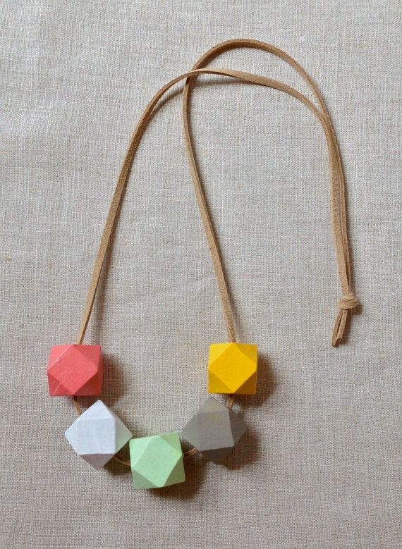Hey, I found this really awesome Etsy listing at http://www.etsy.com/listing/130897662/modern-geometric-faceted-wood-bead