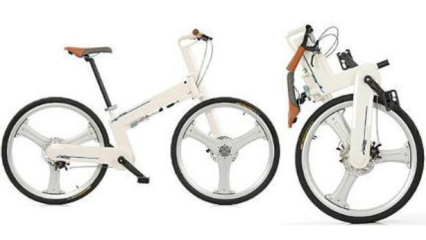 Bike iF Mode, elegante bicicletta pieghevole
