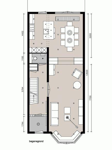 renovatie woonhuis Rotterdam « purearchitecture, blog over bouwen, verbouwen, interieur en design