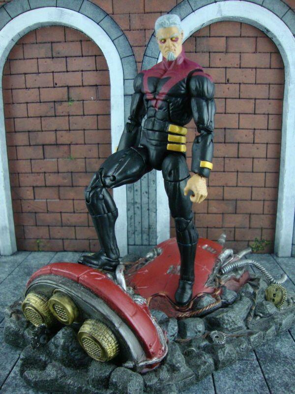 Bastion (Marvel Legends) Custom Action Figure