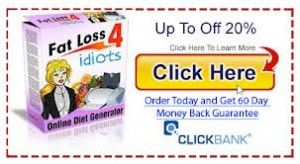 Fat Loss 4 Idiots Diet Program is based on the Shifting Calories Method. Calories Shifting is accomplished by constantly changing what you eat, so that your body doesn't get used to any routine. This causes your metabolism to remain high and your body to burn more fat faster and more efficiently. http://eshop.diets-how-to-lose-weight-fast.com/fat-loss-4-idiots-diet-program-book-download/