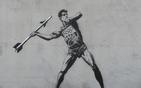 London BanksyStreet Artists, Olympics Games, London Street, The Artists, Graffiti, The Games, Banksy, New Art, Streetart