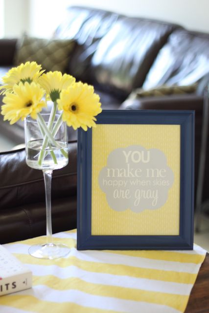 Charming You Are My Sunshine {Baby Shower}