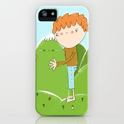 do you need a hug? iPhone Case by Lori Joy Smith - $35.00