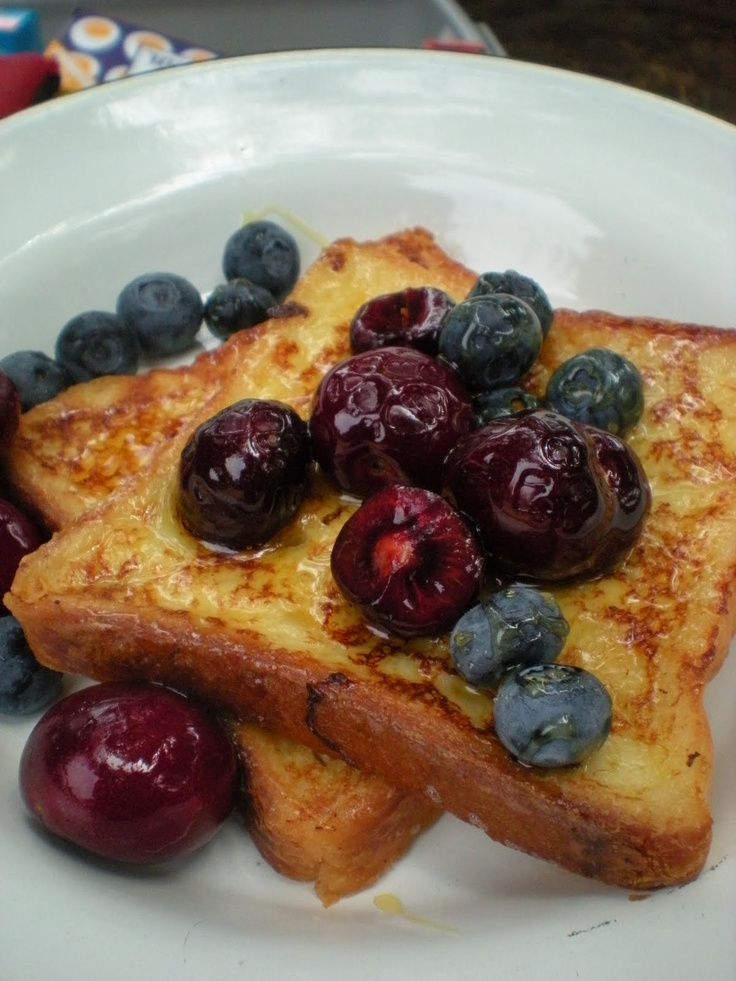 French toasts! | Tostadas a la francesa!
