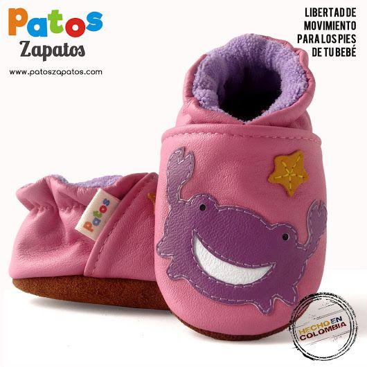 Hermosos zapatitos de bebé para primeros pasos. Encuéntralos en nuestra tienda online => https://www.patoszapatos.com/zapato-para-primeros-pasos-del-bebe/